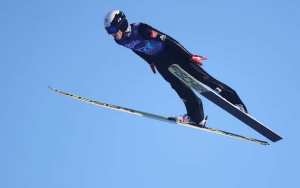 Jonathan Learoyd Ski Jumper And Web Designer For Luxury Ski Chalets In Courchevel And Meribel