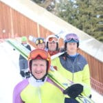 The Unofficial British Ski Jumping Team Learning to ski jump with Eddie the Eagle week 2