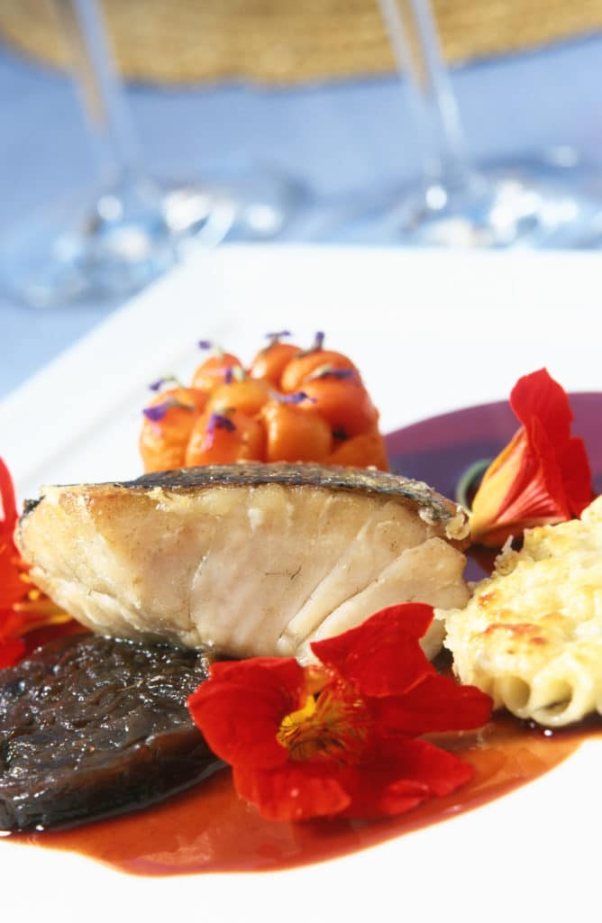 Fine Dining In Our Luxury Ski Chalets In Courchevel And Meribel